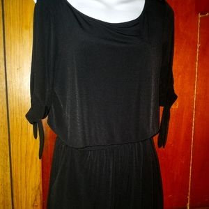 Vince Camuto black rompers New no tags